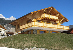 Swiss Chalets From Alpine Property Investments