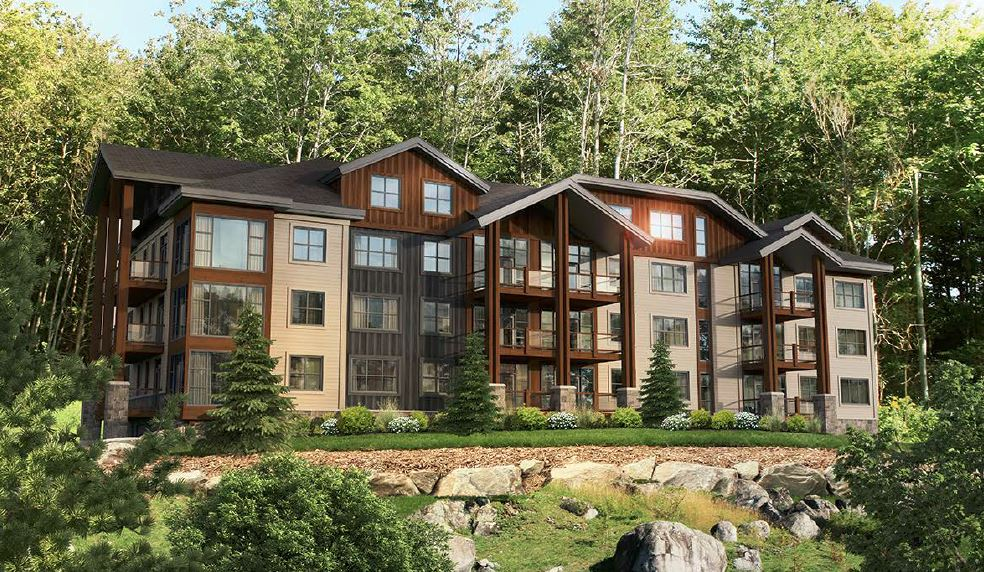 Outstanding condos for sale in Mont Tremblant