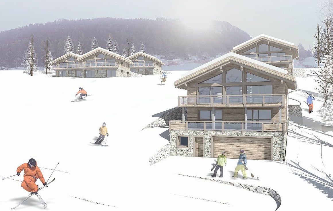 Chalets for sale in Nendaz