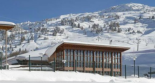 800m2 Aqua Leisure Complex
