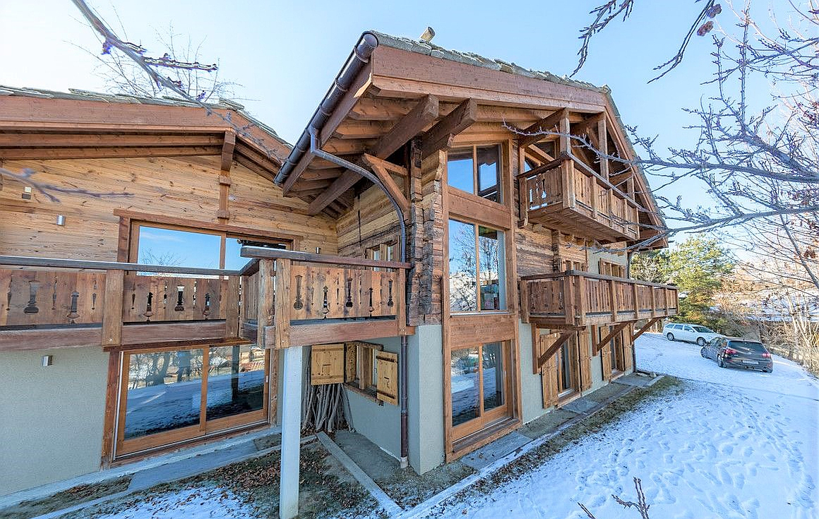 Nendaz chalet for sale completely renovated