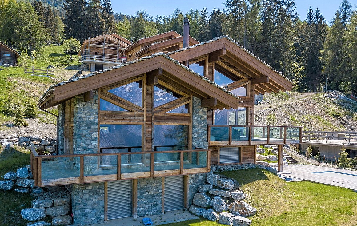 Chalets for sale