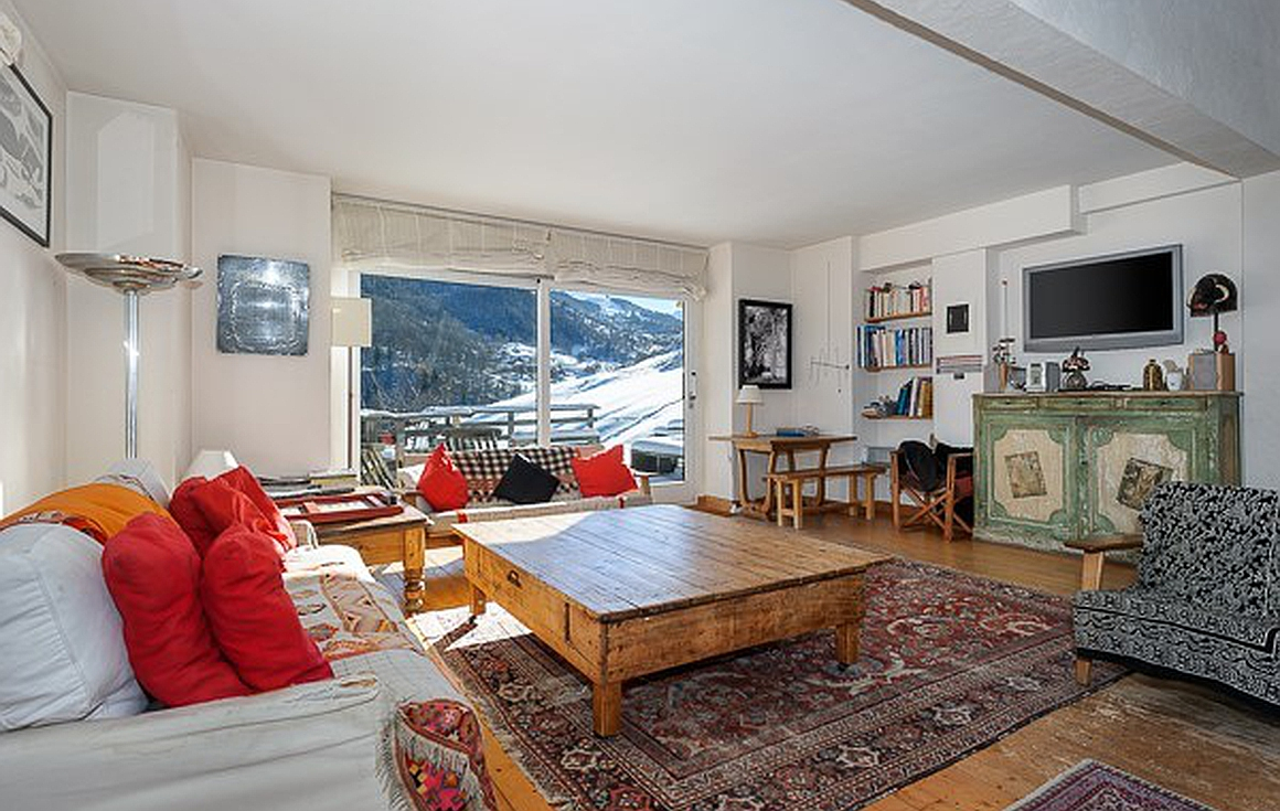 Stunning views and terrace from living area