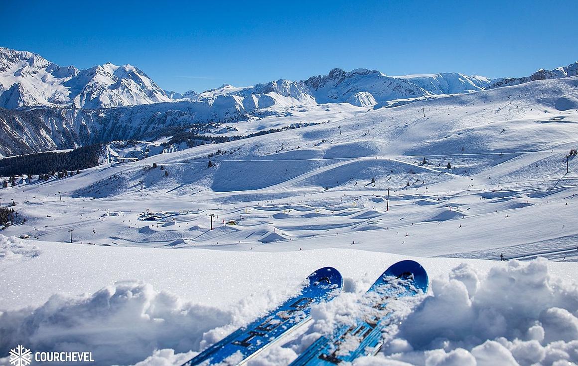 Great ski location