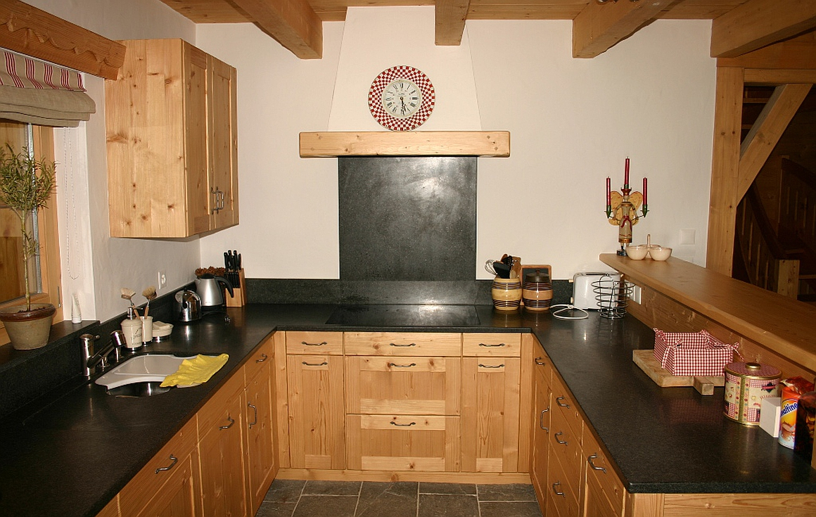 High specification kitchen