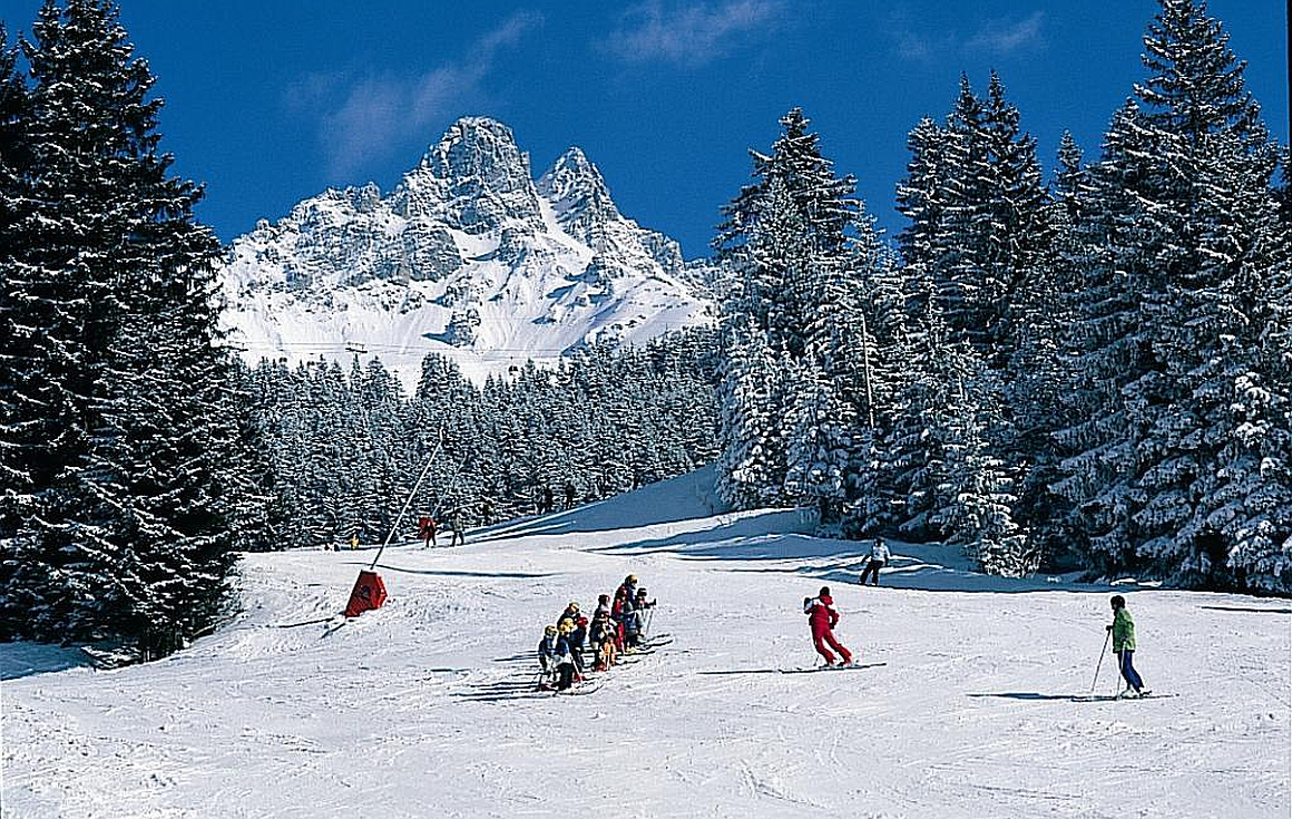 Ski location