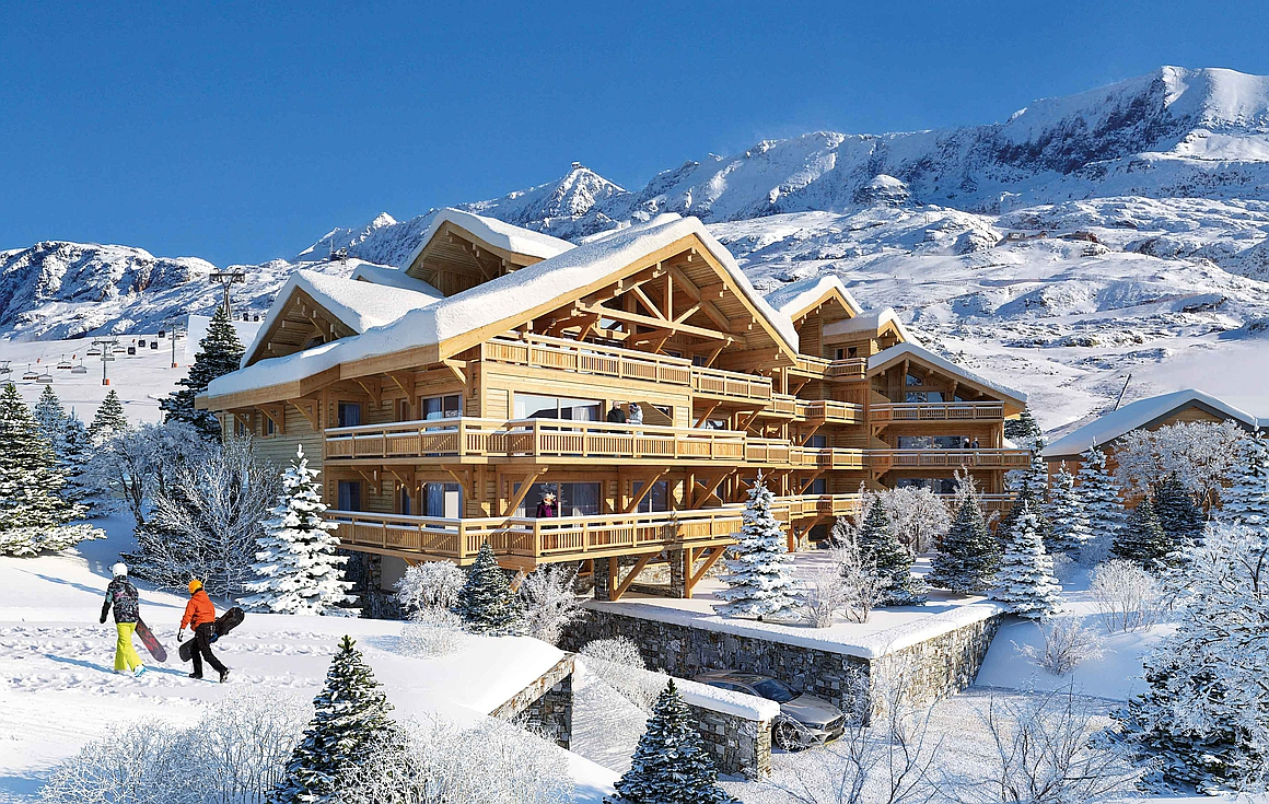 Alpe d'Huez apartments for sale