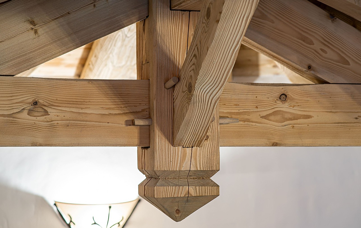 Traditional use of wood