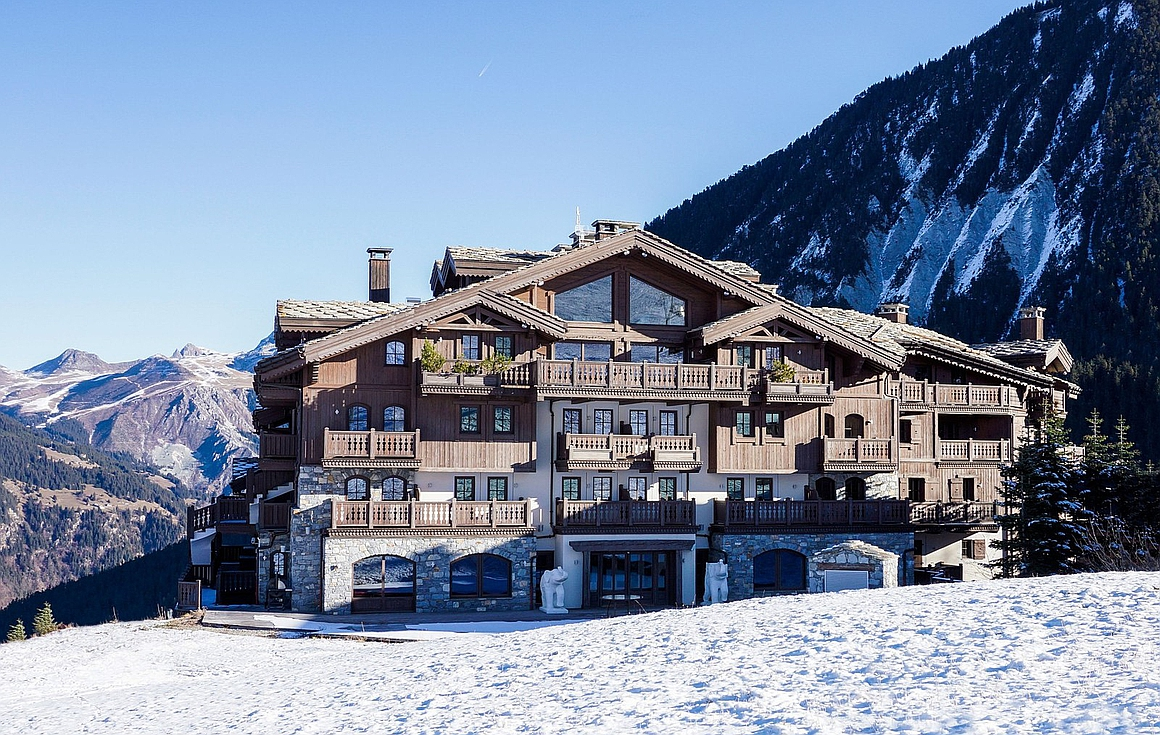 Ski in and out apartments for sale