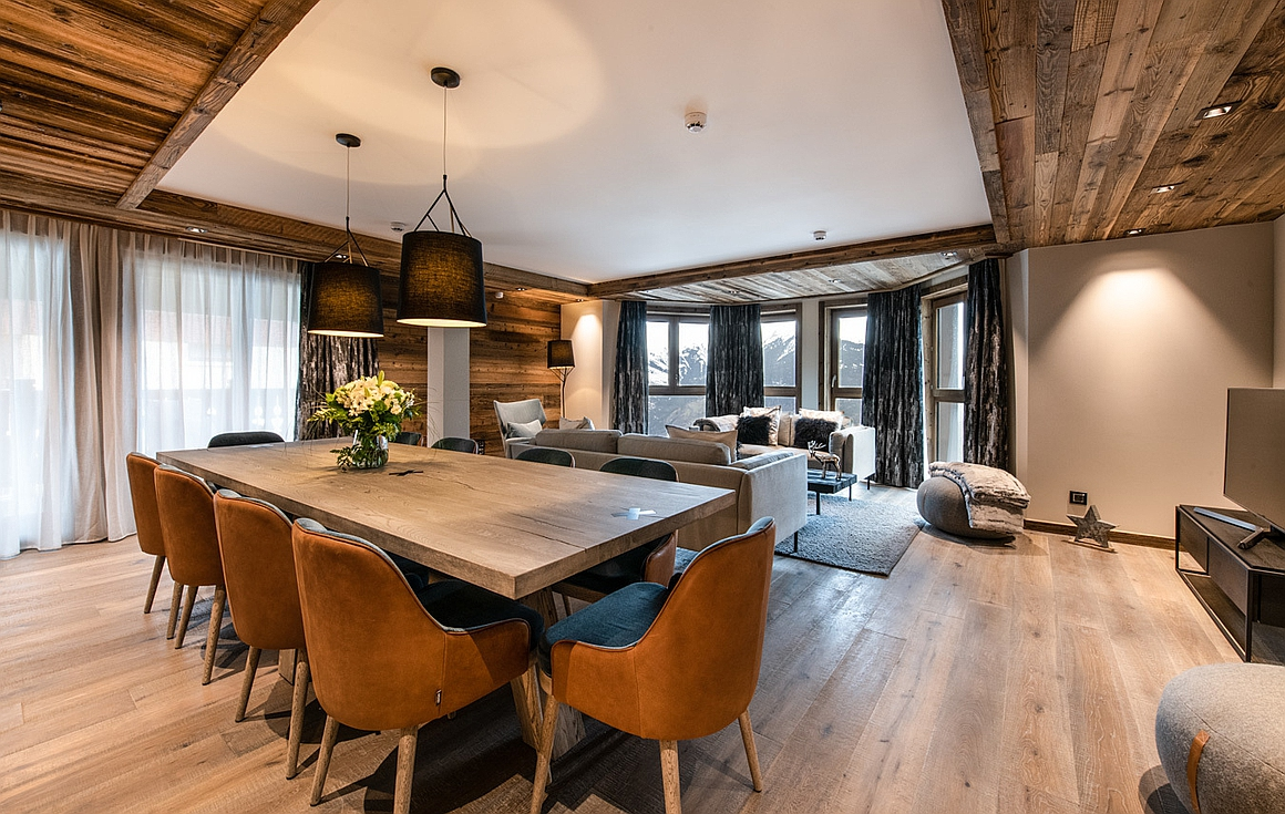 Apartment for sale in Courchevel