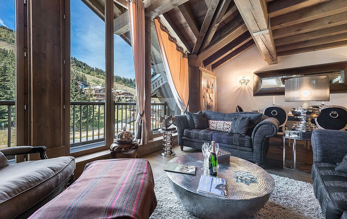 The amazing apartment for sale in Courchevel 1850