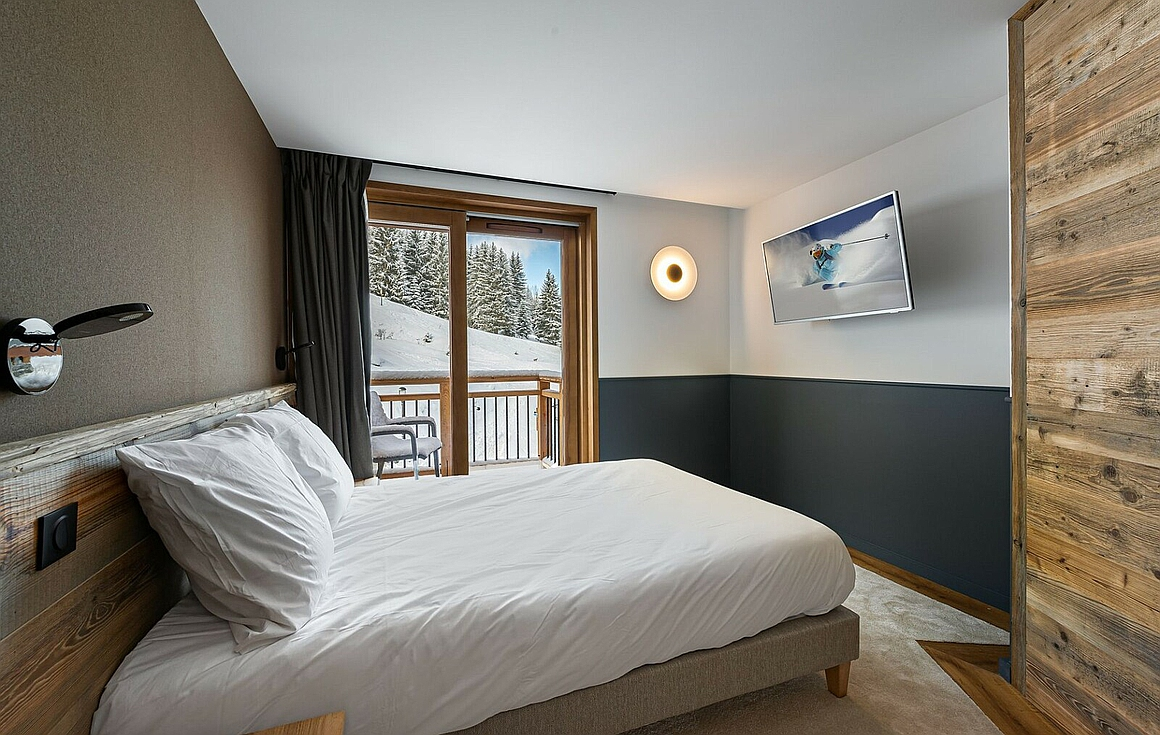 The finished Courchevel properties for sale