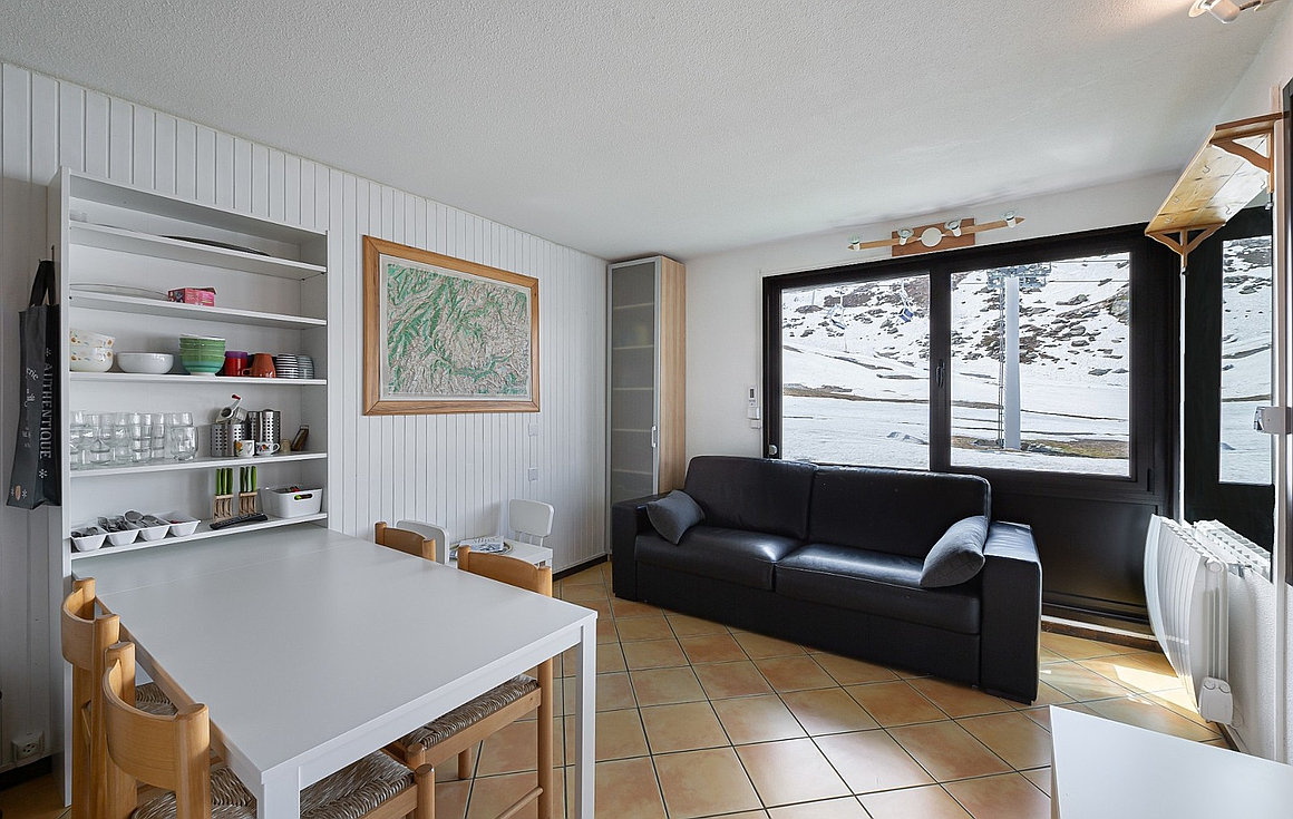 The Val Thorens property for sale