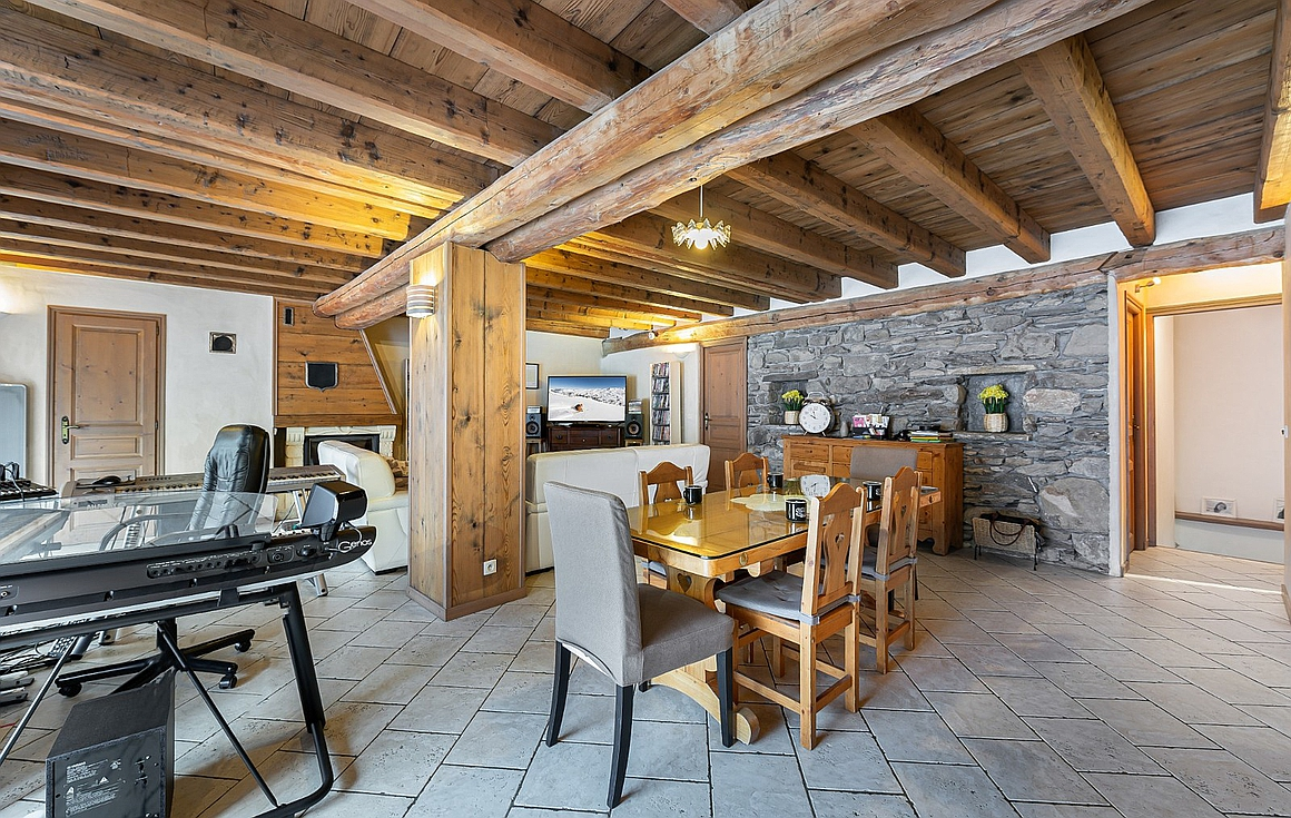 The ski property for sale