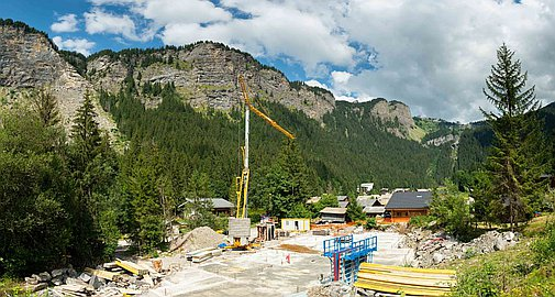 Construction-July 2019