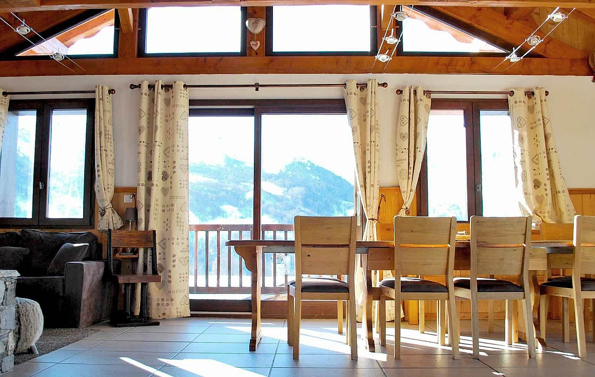 Chalet for sale St Martin de Belleville