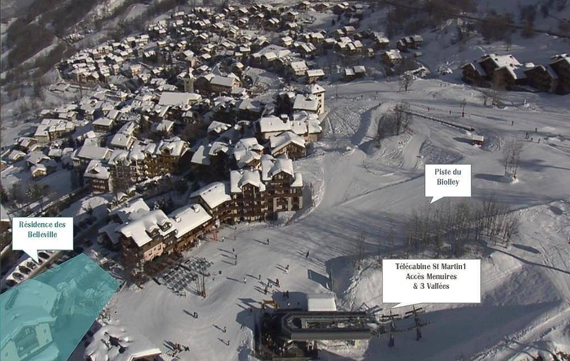 Apartments for sale directly on the slopes