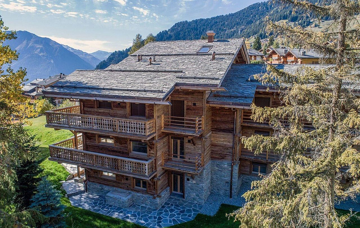 The verbier apartment