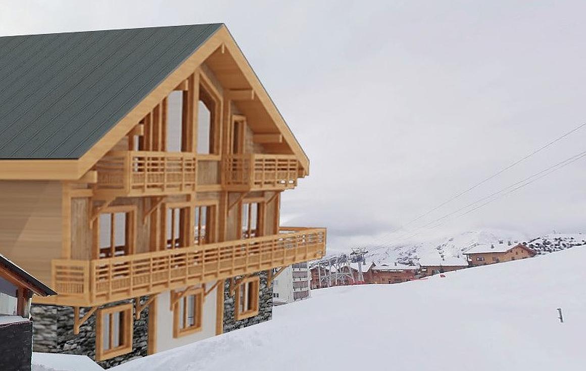 Alpe d'Huez chalet for sale