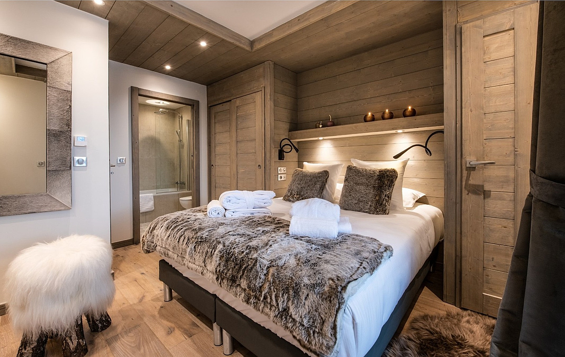 Example of a previously bedroom