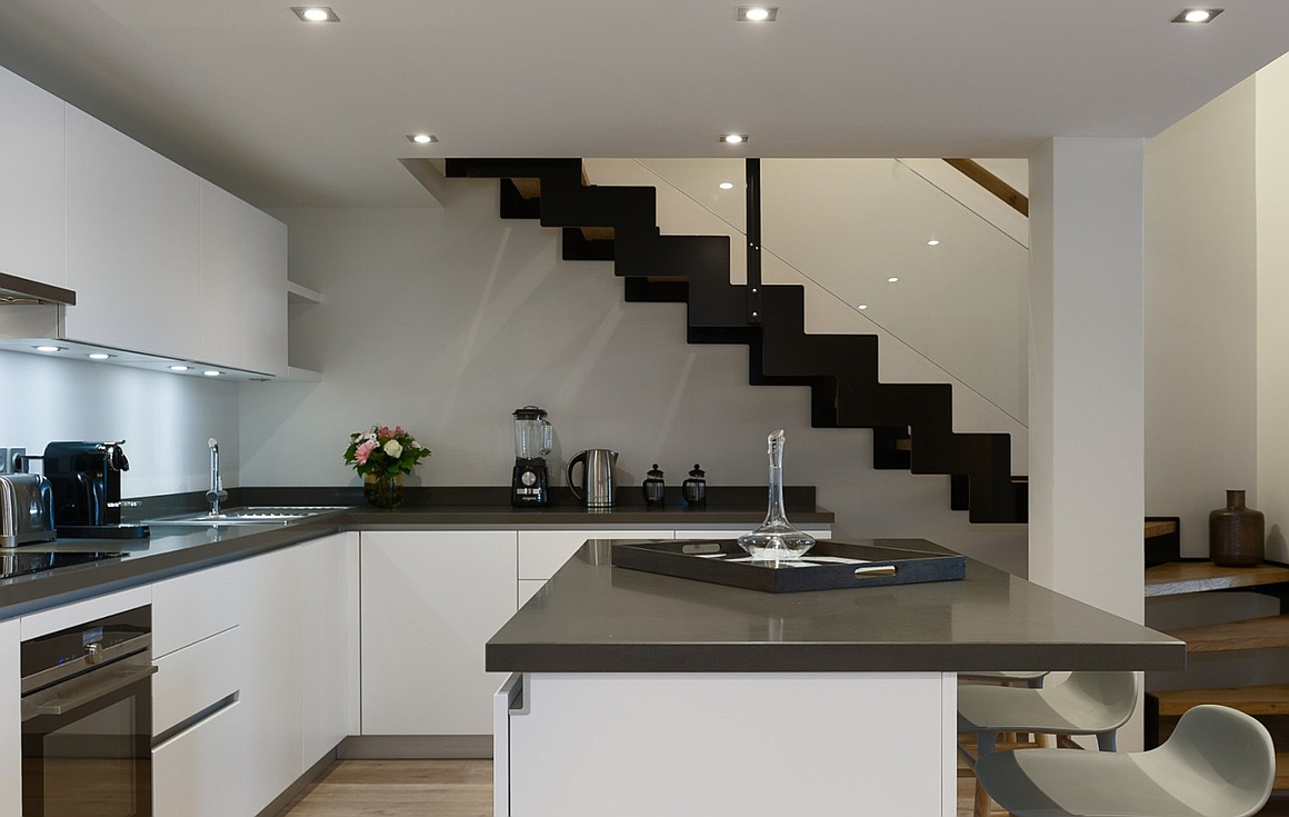 Example kitchens from previous constructions