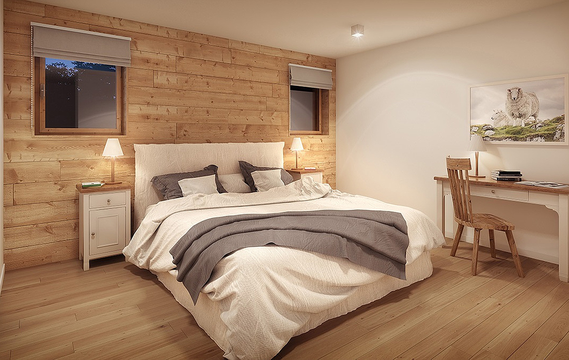 Bedroom - Classic Finish