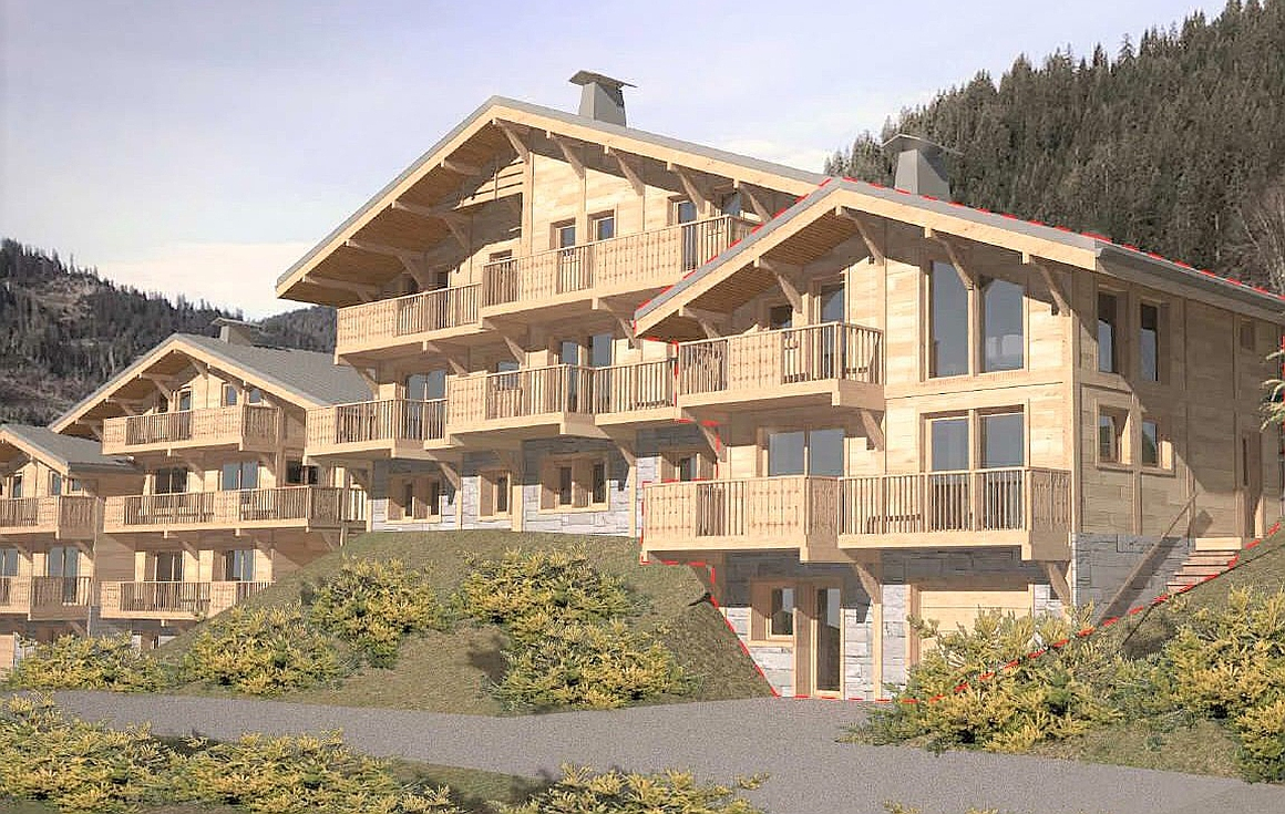 Chalet B for sale in Chatel