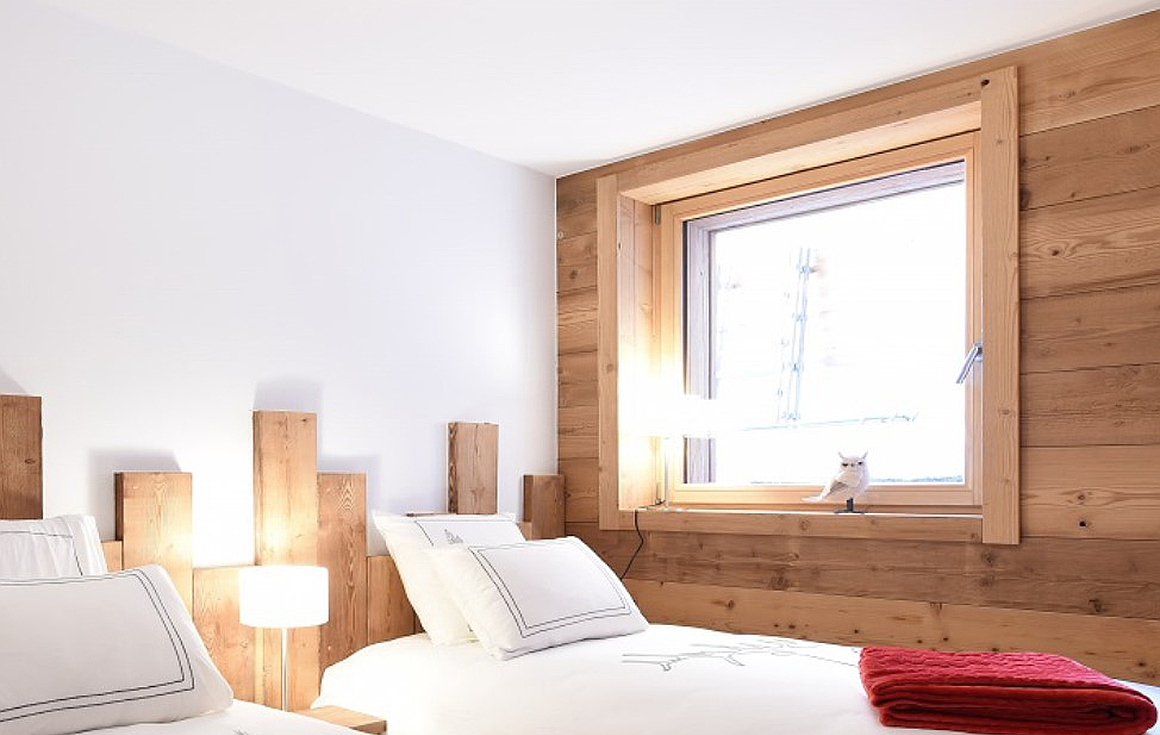 Bedrooms of Chatel developer in phase 1