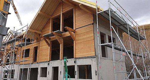 Chalet construction