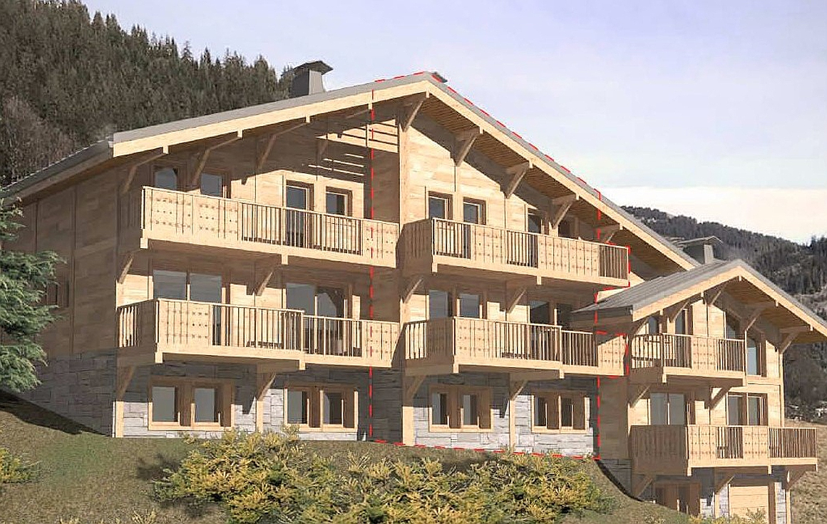 Chalet D3 for sale in Chatel