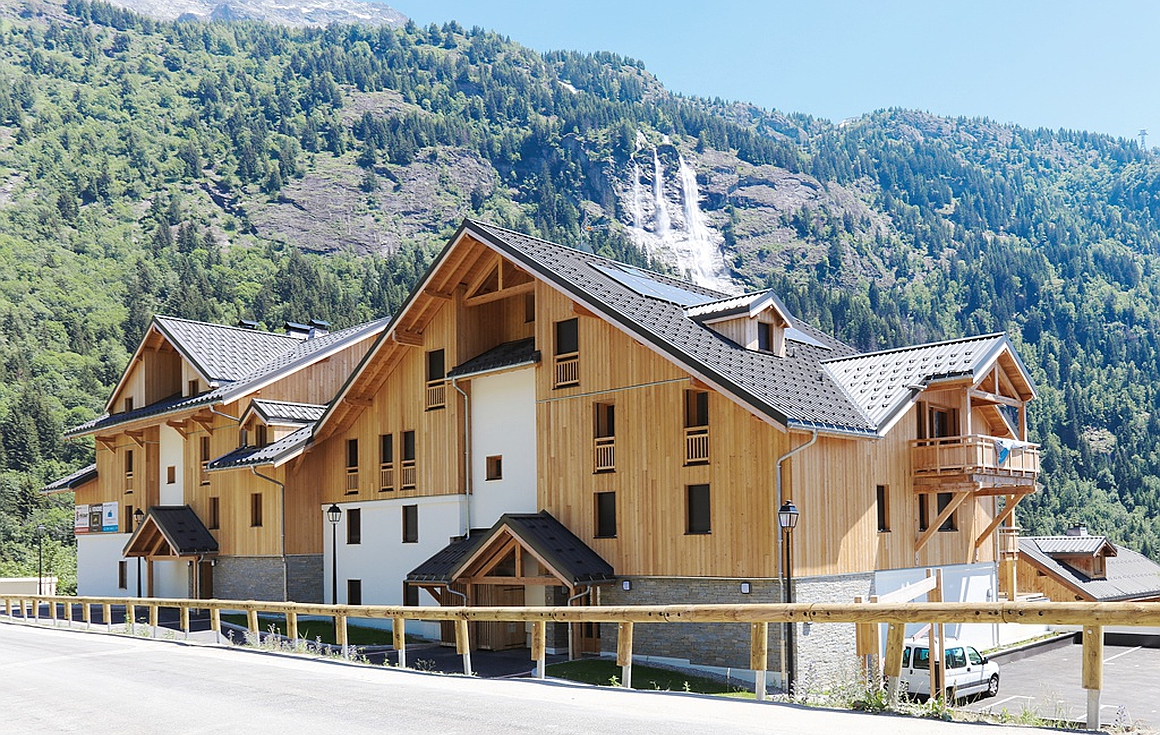 Finished development in Vaujany