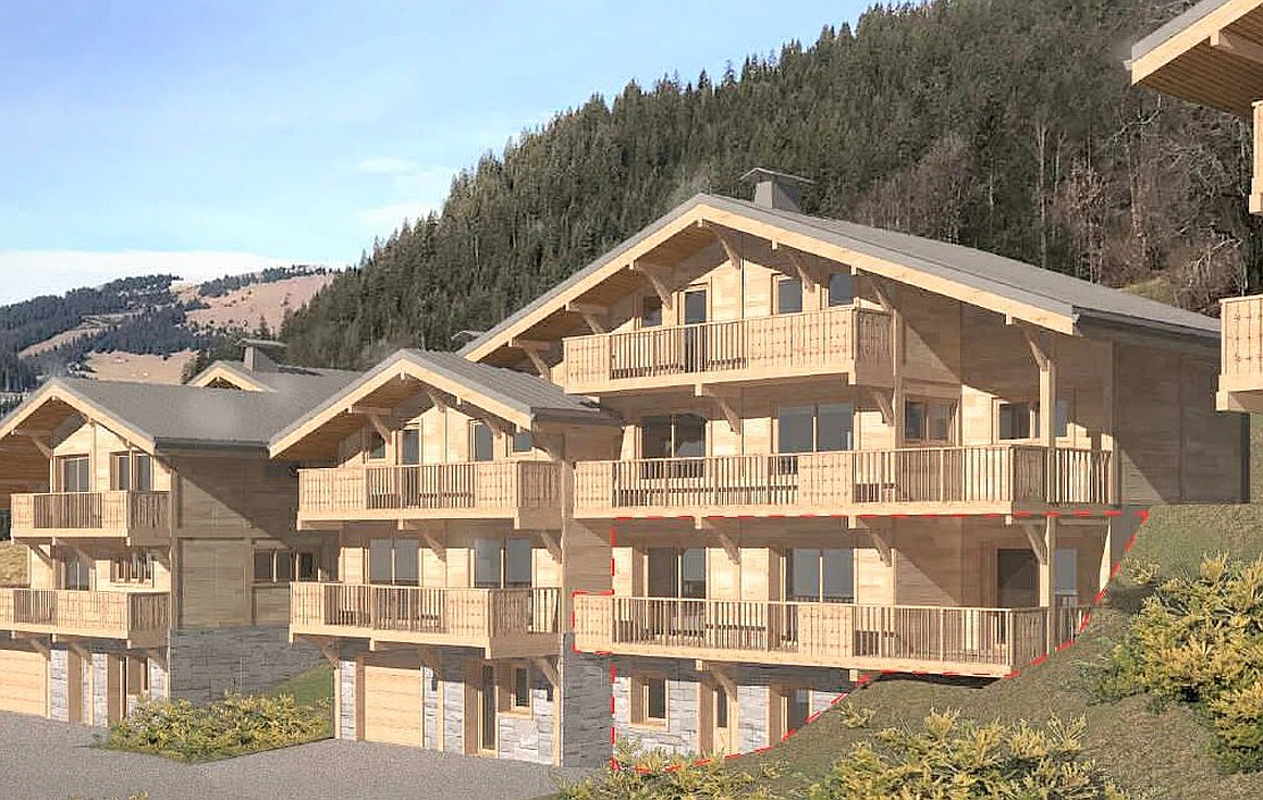 Chalet E1 for sale in Chatel