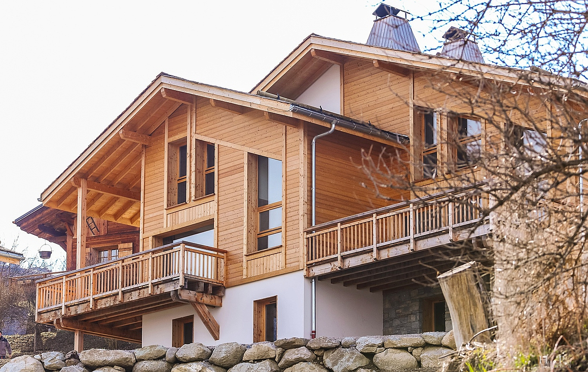 The properties for sale in Combloux, Megeve