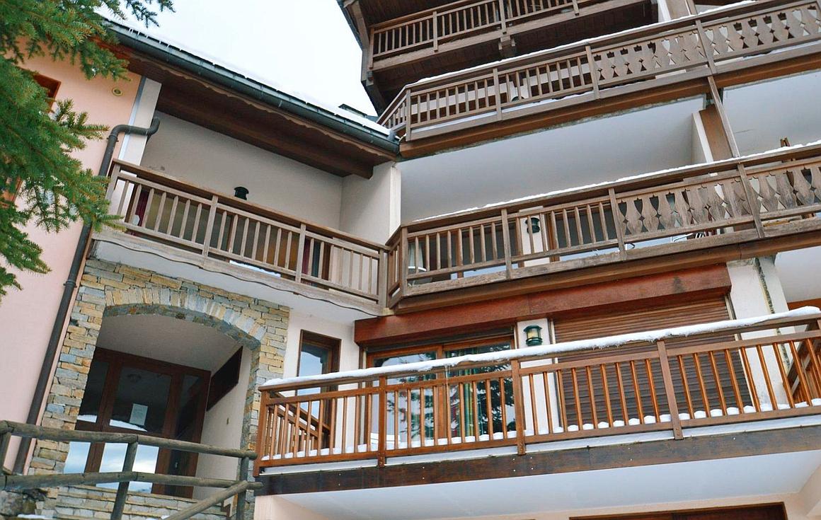 Exterior of apartment for sale in Saint Martin de Belleville