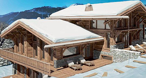 Planned Chalet