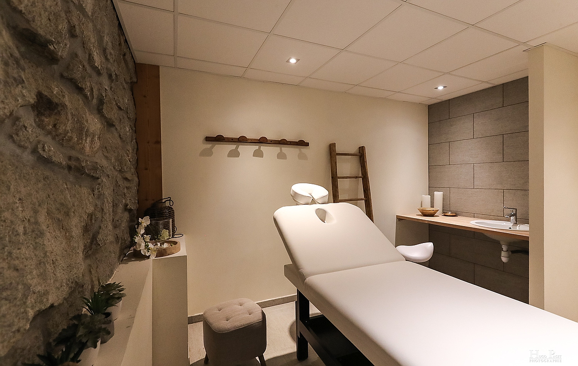On site spa facilities