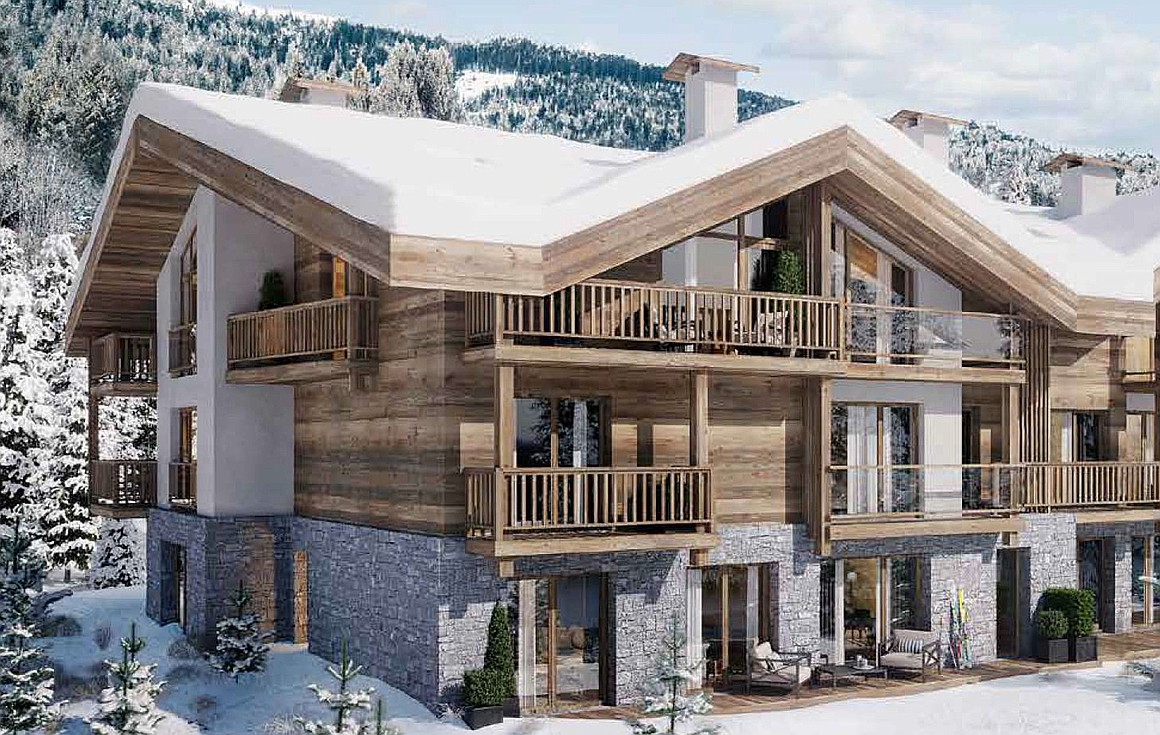 Chalets for sale in Les Gets