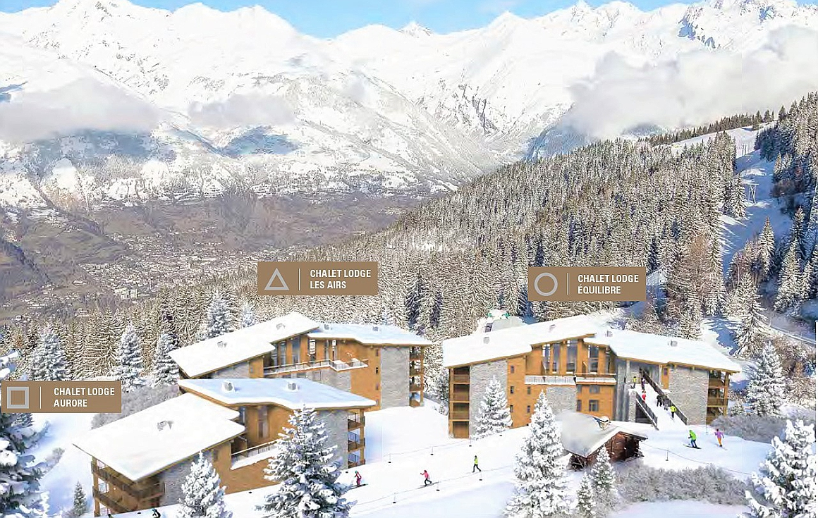 Les Arcs properties for sale