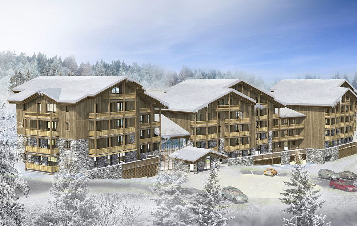 La Plagne apartments for sale