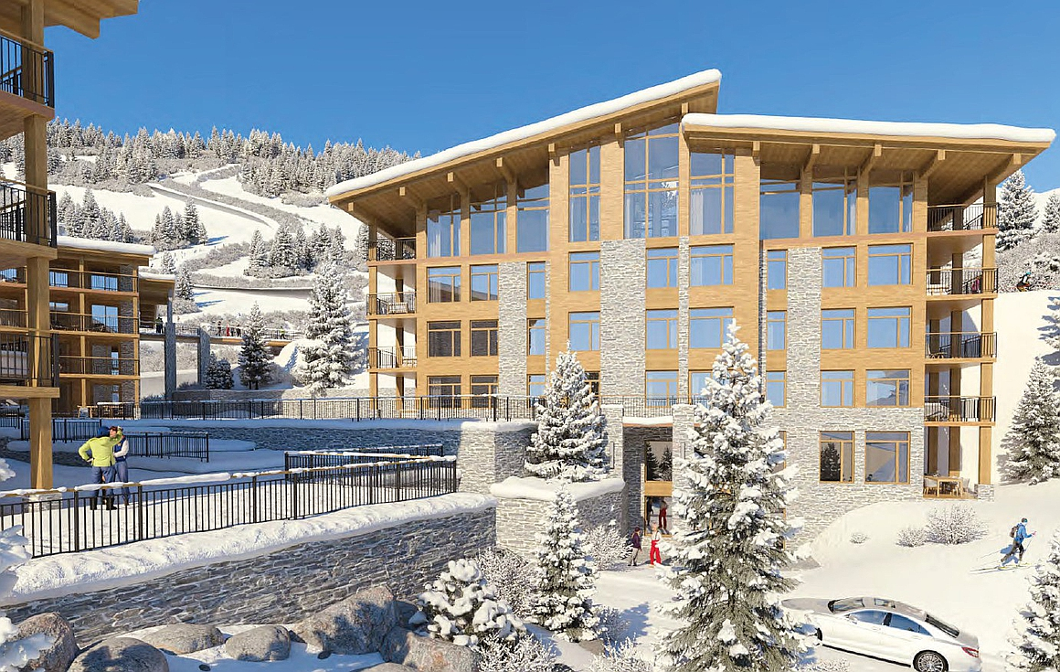 Brand new apartments for sale in Les Arcs