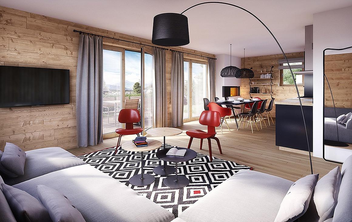 Lounge - Modern Finish