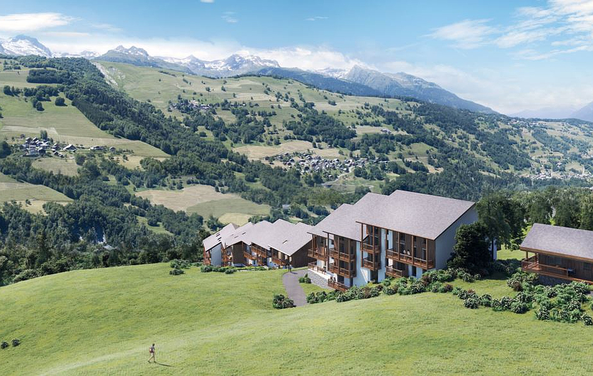Valmorel apartments for sale