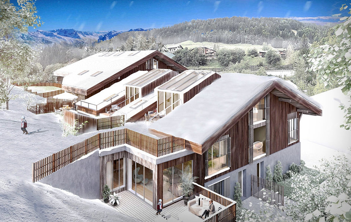 Apartments for sale in Morzine