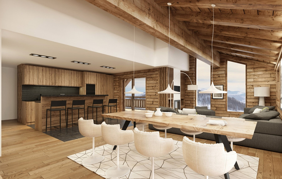 Megeve apartments for sale
