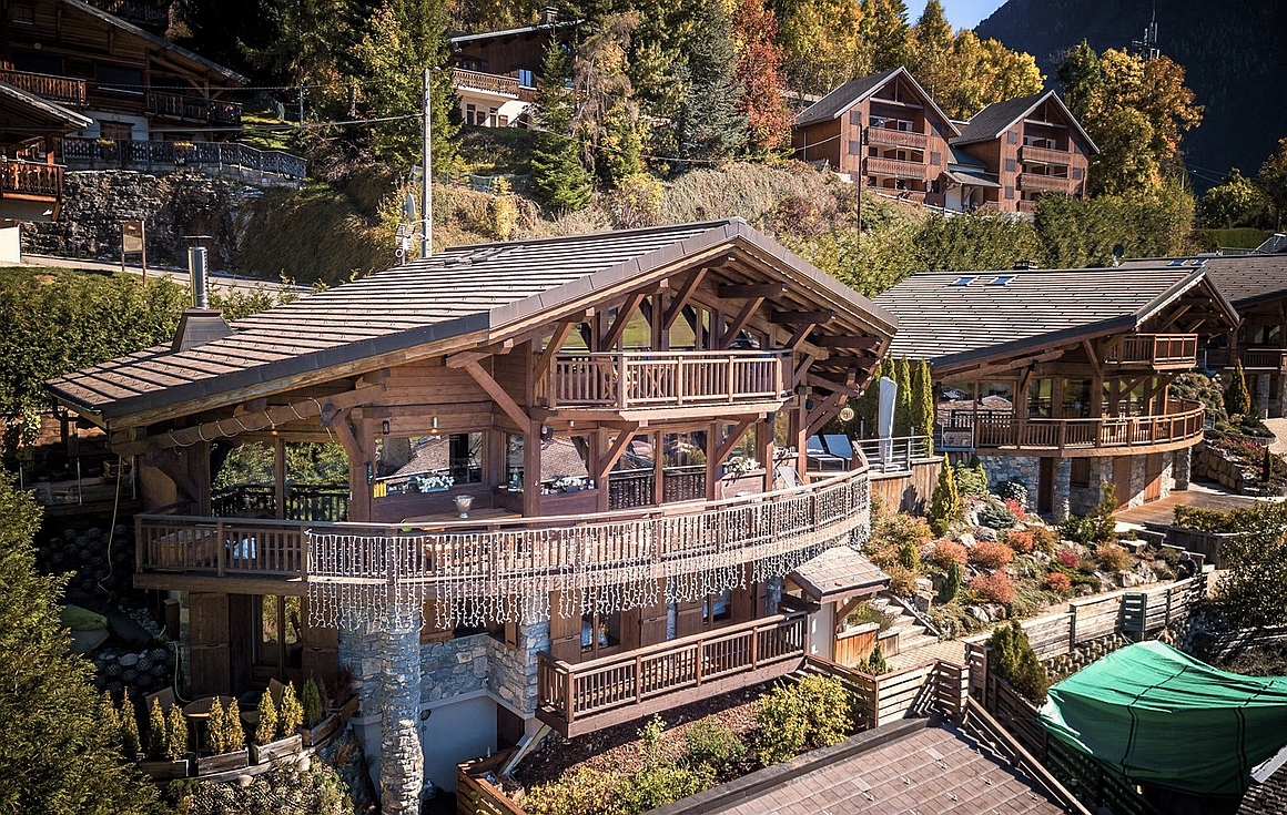 chalet for sale in Morzine