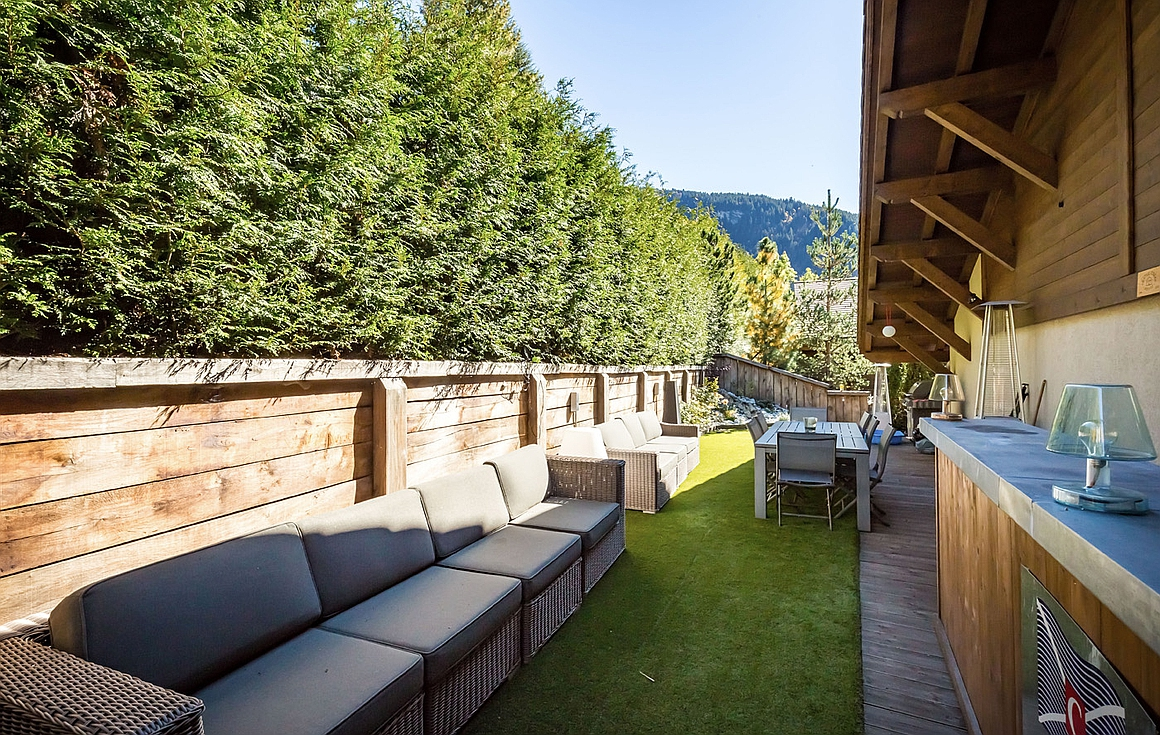 The breathtaking chalet for sale