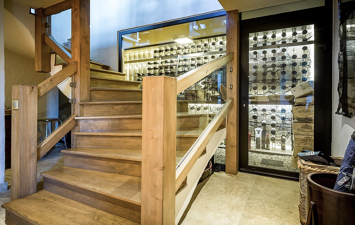 The chalet for sale in Morzine