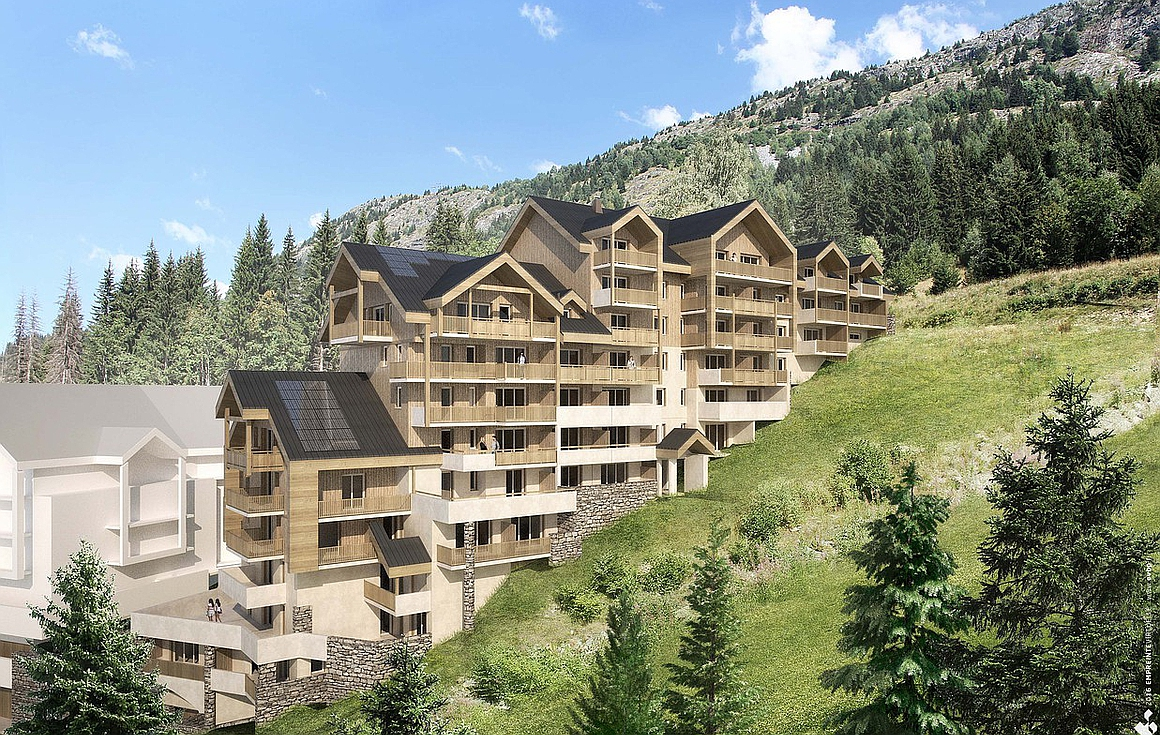 Amazing ski apartments for sale