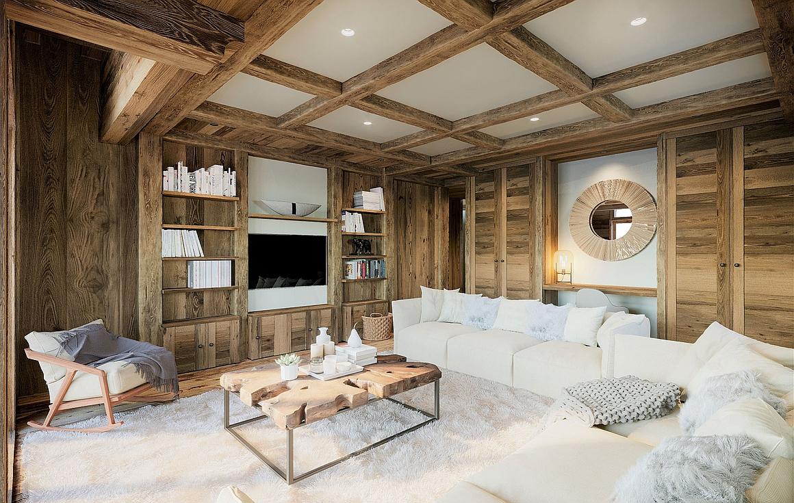 Amazing living spaces