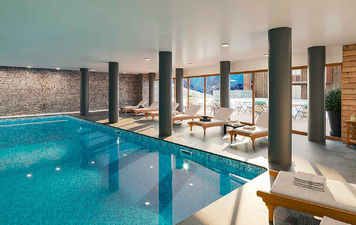Outstanding spa facilities